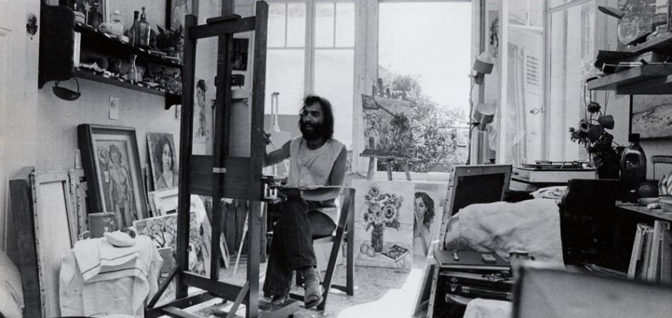 Boutagy artiste peintre